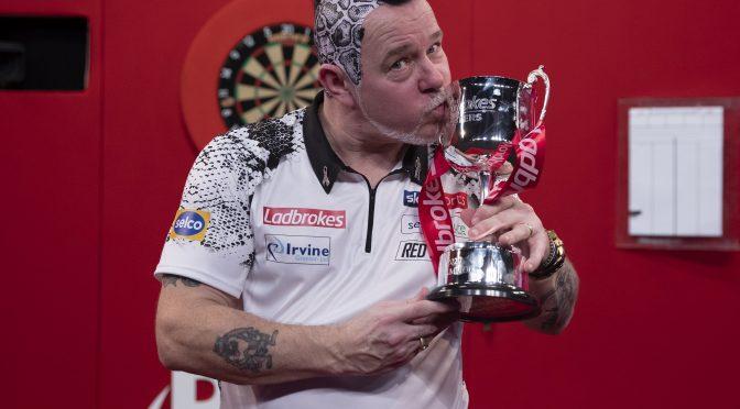 【戰報】2020 Ladbrokes Masters Peter Wright奪冠
