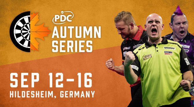 【戰報】PDC Autumn Series開打 Gary Anderson因健康風險為由退賽