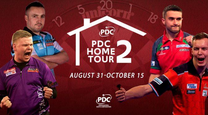 【戰報】PDC Home Tour再度舉辦